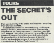 Tour News Feb 84