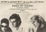 House Of Thorns Advert