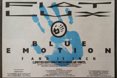 Blue Emotion Advert