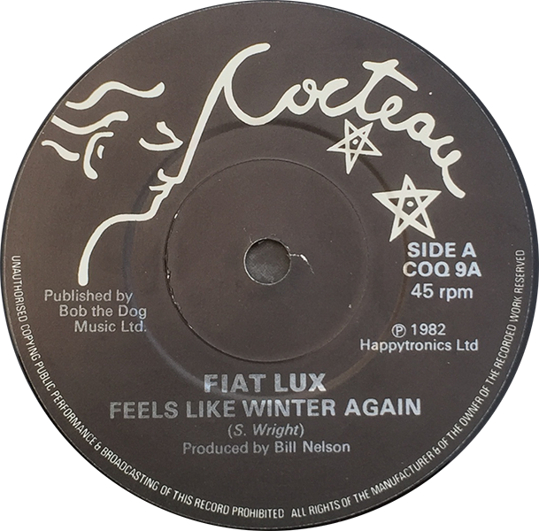 Feels Like Winter - Front Cover
