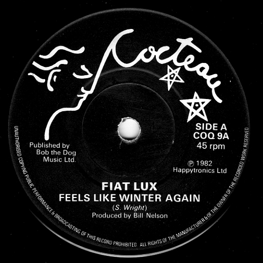 Feels Like Winter - A Side