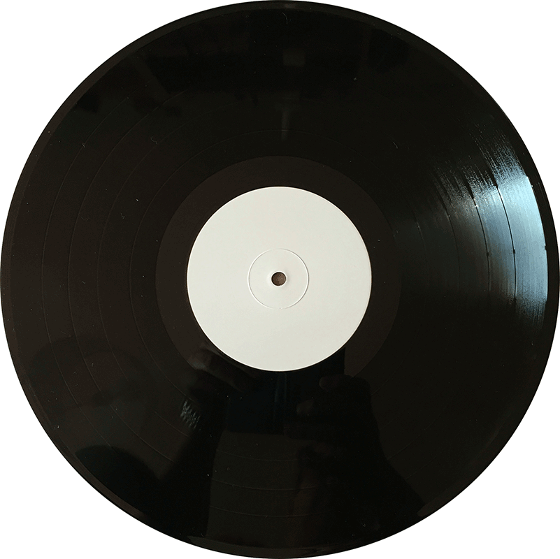 Arc Of Embers Test Pressing